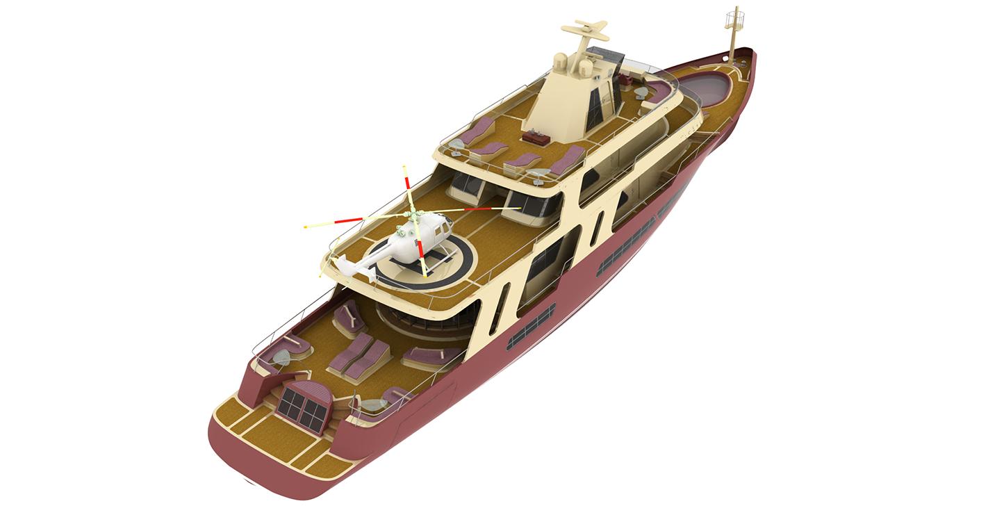 XP 55_il design